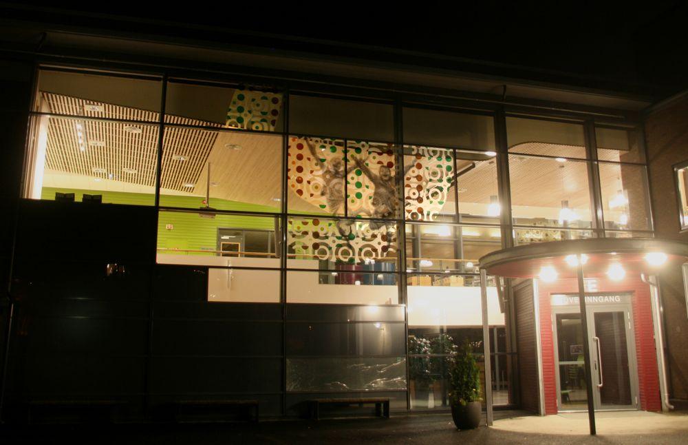 Byåsen school, Trondheim, Norway: