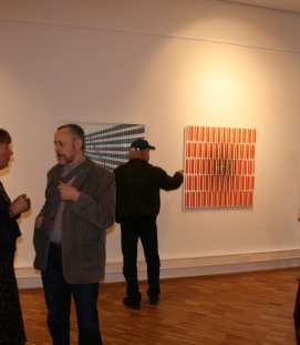 opening exhibition Lørenskog Hus Oslo